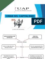 SESIÓN CRISIS DEL CAPITALISMO