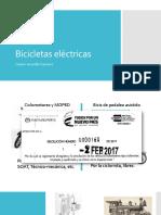 Bicicletas eléctricas SdM