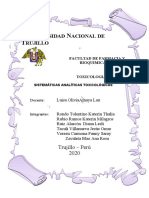 Informe N° 02  de Toxicología 2.0