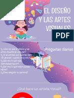 EL DISEÑO Y LAS ARTES VISUALES