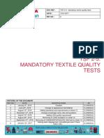 TSP2-5 MANDATORY QUALITY TEST - V8