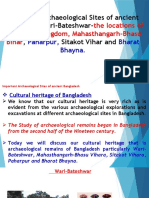 3. Important Archaeological sites ancient Bangladesh.pptx