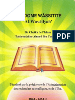 15269282 Le Dogme Wassitite Wassitiya