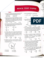 Mock test Most wanted