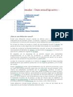 Disfunciones Sexuales.doc