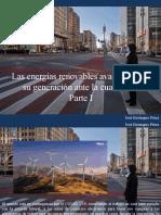 José Eustaquio Pérez - Las Energías Renovables Avanzan Hacia Su Generación Ante La Cuarentena, Parte I