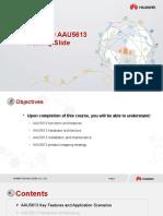 AAU5613_Training_Materials-20180816-A-V1.00