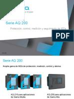 ARCTEQ SERIE AQ 200