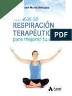 Técnicas de respiración terapéutica para mejorar tu salud.pdf