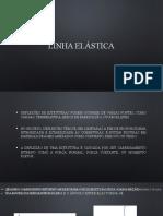 LINHA ELÁSTICA - AULA 1
