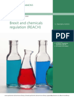 UK REACH Brexit and Chemicals Regulation.pdf