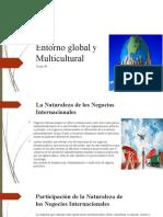 Entorno global y Multicultural 2