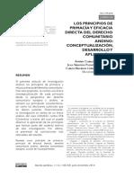 LOS PRINCIPIOS DE PRIMACÍA Y EFCICACIA DIRECTA.pdf