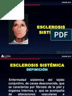 REUMA - ESCLERODERMIA