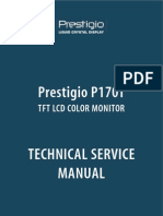 P170T Service Manual