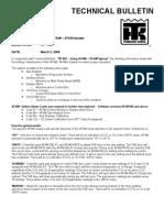 TIP007 - Testing AFAM+ - AFAM System