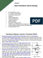 Basic Electronics - Unit 2 - Transistors