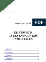 35333367 Mika Waltari El Etrusco