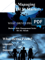 Risk Managing Volatile Markets