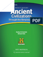 World History - Ancient Civilizations To Renaissance - Unit 1 - Uncovering The Past.pdf