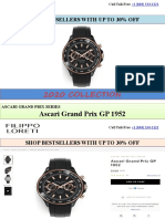 Filippo Loreti Review For Ascari Grand Prix GP 1952 Watch