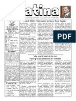Datina - 23.07.2020 - prima pagină