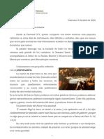 SEMANA SANTA PDI-PAS 2020 UCV