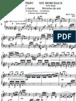 253309 Tchaikovsky Op 19 6 Pieces