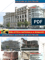 Ministerul Culturii, Cultelor si Patrimoniului - Biblioteca Nationala