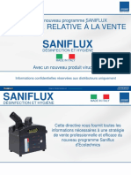 Saniflux Sales Guideline FR 2406