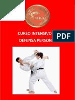 CURSO INTENSIVO DE DEFENSA PERSONAL