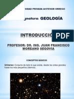 Intruduccion a La Geologia