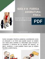 GUIA No 08 - FÍSICA-GRADO SEXTO - DEL 17 A 24 DE JULIO.