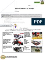 select and operate farm equipment 2 A4
