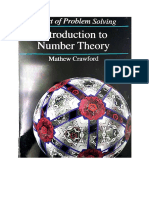 Introduction to Number Theory AOPS Part 1 Upto Chapter 8 Page 164 Base Numbers Art of Problem Solving Mathew Crawford ISBN 978 1 934124 12 3 MIST Academy Mathematics Olympiad by Mathew Crawford (z-li (1).pdf