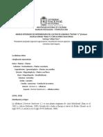 Manejo integrado de enfermedades en el sistema de producción de albahaca en la finca Villa Paola