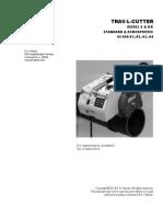 Trav-L-Cutter-Model-E-HE-Manual