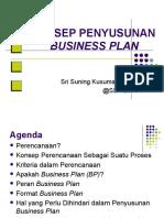 9 Business Plan