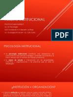 Ambito institucional 1