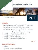 Prepare Engineering Calculations.pptx