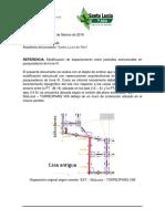VA-OBR-SLA-023 MODIFICACION DE ESPACIMIENTO ENTRE PANTALLAS ESTRUCTURALES EN PARQUEADERO DE TORRE III