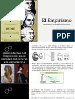 Ayudantía II [Empirismo]