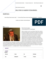 Rab Yerahmiel - Parashiot Shemot