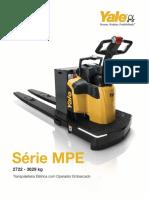 Brochura - MPE060G e MPE060-080VH