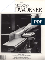 American Woodworker Volume IV,  Number 3 July-August, 1988