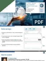 200625_TUV SUD webinar ISO 19443 presentation