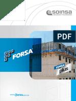 ENCOFRADOS Catalogo Tecnico ForsaPlus - CHILE