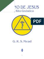 Mead, G. R. S. - O Hino de Jesus