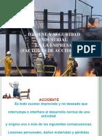 CEVENCA UNIDAD 2- FACTORES DE ACCIDENTES