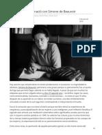 elpais.com-El feminismo que nació con Simone de Beauvoir